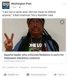 Screenshot: So sieht ein Instant Article auf Facebook aus